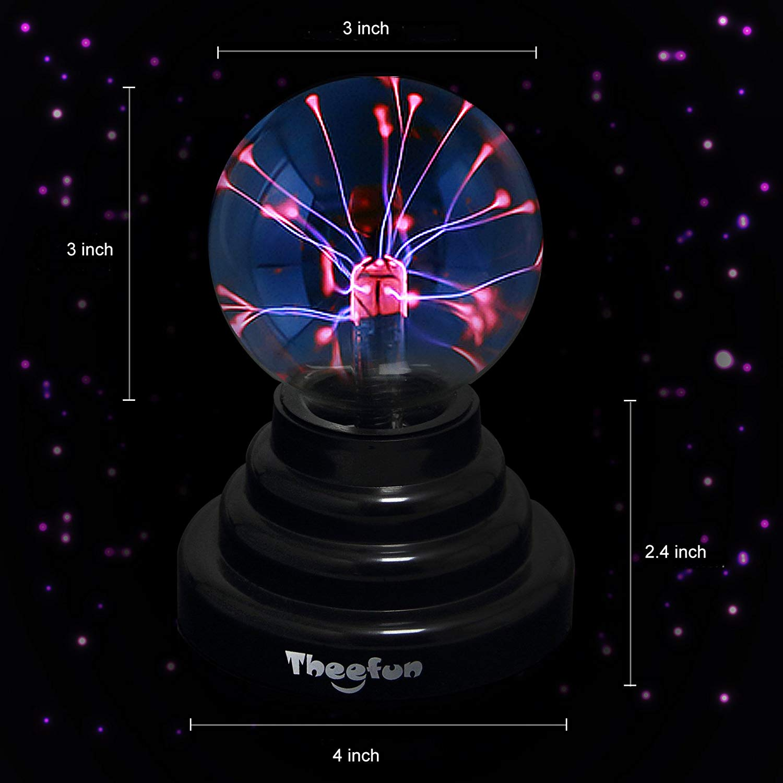 Mb101 3 Magic Plasma Ball